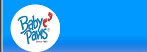 logo babypaws